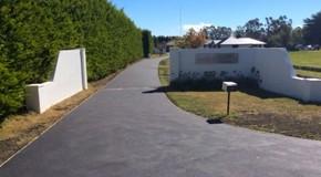 asphalt driveways